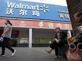 2 killed and 9 hurt in cleaver attack at Chinese Walmart