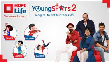 hdfc life and voot launch hdfc life youngstars season 2, a one-of-its-kind digital talent hunt for kids