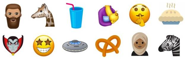 Apple gives sneak peek at zombies and fairies for World Emoji Day