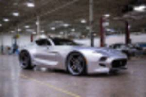 VLF has ample supply of Dodge Vipers for Force 1 conversion