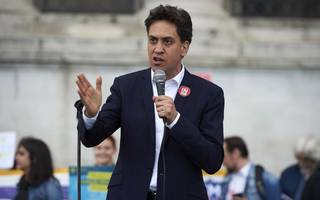 ed miliband brands final hs2 route decision 'wrong and perverse'