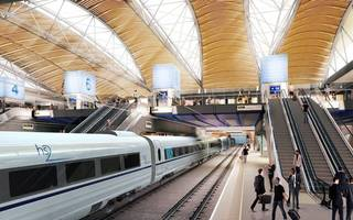 HS2 says it sought assurances from Carillion's partners over contract award