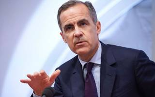"""mark carney and the bank of england want a """"less libor-centric world"""""""