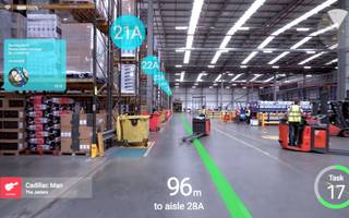 this startup's raised £12m to make augmented reality, well, a reality