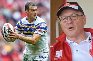 i couldn't miss opportunity to sign danny mcguire says hull kr coach tim sheens