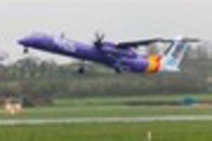Flybe on look out for overseas  links to help passengers fly...