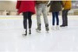 a seafront ice rink is coming to exmouth