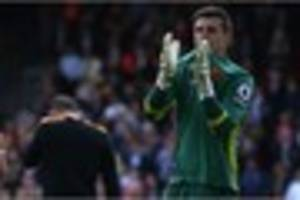 Leicester City transfer news: Eldin Jakupovic to have Hong Kong...