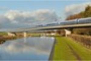 16m high viaduct will pass through Long Eaton after Government...