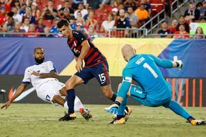 nottingham forest defender eric lichaj and usa reach quarter-finals of gold cup