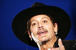 Is Johnny Depp moving to Scunthorpe?
