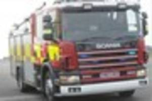 chip pan fire in kitchen of never say die pub in jaywick causes...
