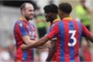 boss reveals how good crystal palace midfielder was with the u23s...
