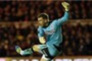 could aston villa and ex norwich city stopper be the answer to...