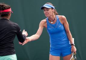 Hingis: I Don't Take No For An Answer