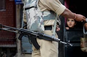Three militants killed in encounter with security forces in Anantnag