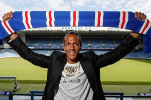 bruno alves begins rangers career as he trains with new team mates for first time ... and he could make his debut tomorrow