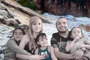 Five kids among 10 family members killed in flash flood at Arizona swimming hole