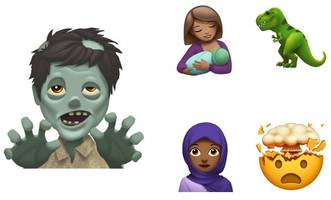 these are the new emojis apple is introducing for iphones and ipads this year