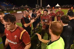 the wales rookies in pole position to stay involved when warren gatland resumes control this autumn