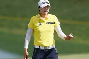 south korean women lead charge at us open