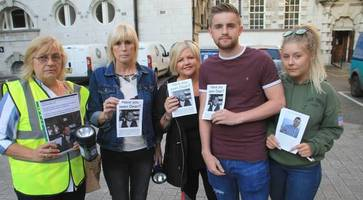 Dean McIlwaine: Come home, missing man's devastated family plead as search stepped up