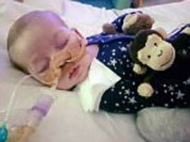 Charlie Gard has first brain scan since April