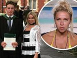 love island: fans want gabby allen's brother ethan on show