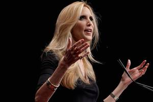 ann coulter visits fox news to slam delta (again): 'unbelievably arrogant' (video)
