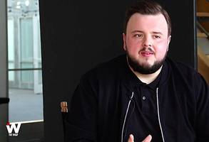 'game of thrones' poop montage explained: john bradley gives us the scoop (video)