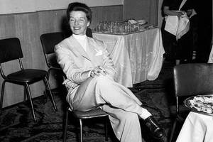how katharine hepburn wore the pants in hollywood (guest blog)