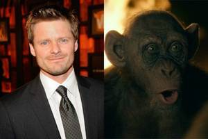 Steve Zahn on 'War for the Planet of the Apes': 'Bad Ape Is the Hardest Acting Job I've Ever Done'