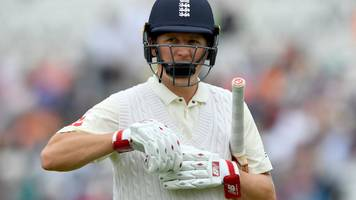 Gary Ballance and Keaton Jennings given England support by Michael Vaughan