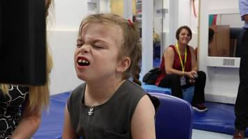 Raising money to help Georgia communicate for the first time