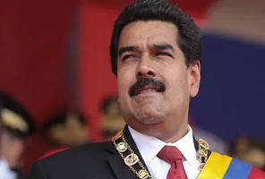 All Options On Table - US Threatens Sanctions As Venezuela's Maduro Vows To Create New Constitution