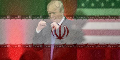 iran to america: stop worrying about us, your government is about to collapse