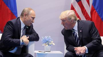 Trump And Putin Had Second, Previously Undisclosed Conversation During Dinner At G-20