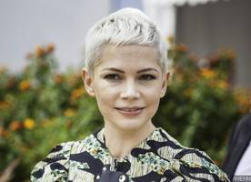 Michelle Williams Spotted Kissing New Mystery Man in Rome