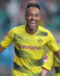 pierre-emerick aubameyang: chelsea ready to pay borussia dortmund star £7m a year