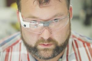 Google Glass gets a second chance in factories, where it's likely to remain
