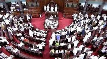 Rajya Sabha adjourned till 2 pm over different issues