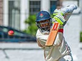 haseeb hameed provides england with 110-run reminder