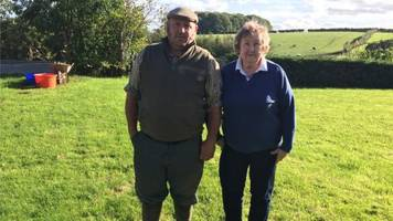 tenant farmer has to leave his herefordshire land after 14 years