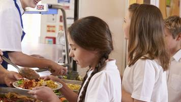 Child hunger fears over school holidays