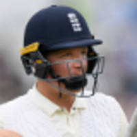 ballance out of third test