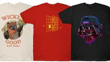 T-Shirt Tuesday: Best Star Wars Shirts