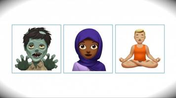 Apple's New Emoji Don't Include A Redhead, But We're Getting A Zombie