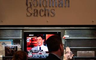 Goldman Sachs results exceed expectations but share price slips
