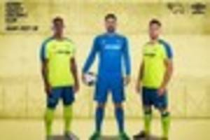 derby county reveal new away kit for 2017/18 championship season