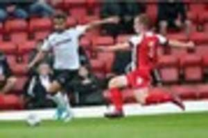 'It is time for me to perform' says Derby County youngster Mason...